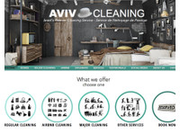 Aviv Cleaning Services 054-5559523 Tel Aviv Cleaning Service (2) - Cleaners & Cleaning services