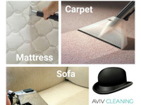 Aviv Cleaning Services 054-5559523 Tel Aviv Cleaning Service (4) - Cleaners & Cleaning services
