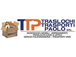 Traslochi Trasporti Paolo S.R.L - Servizi di trasloco