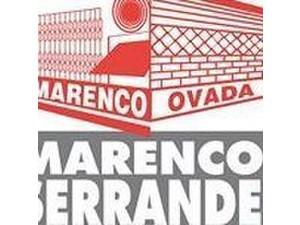 MarencoSerrande - Finestre, Porte e Serre
