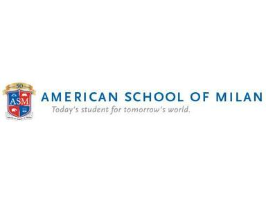 American School of Milan - International schools