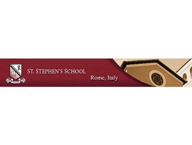 St Stephen's School, Rome - International schools