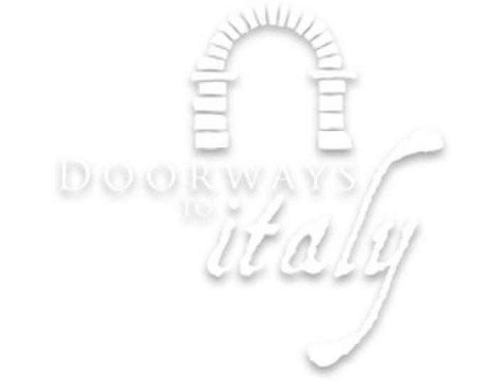 Doorways to Italy - Accommodatie