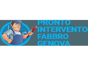 pronto intervento fabbro genova - Veiligheidsdiensten