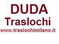 DUDA Traslochi Milano | Removals Services Milan Italy - Relocation services