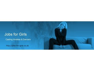 Jobs for Girls - Recruitment agencies