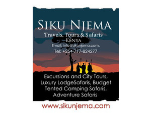Siku Njema Tours and Safaris - Travel Agencies