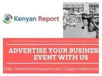 Kenyan Report LLC (2) - Expat websites