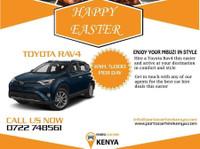 Porto Car Hire Kenya (2) - Car Rentals