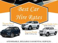 Porto Car Hire Kenya (3) - Car Rentals