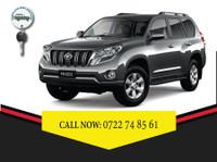 Porto Car Hire Kenya (4) - Car Rentals