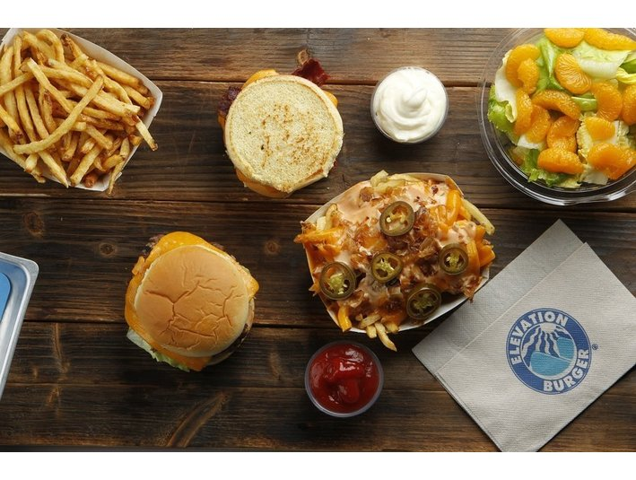 Elevation Burger - Food & Drink