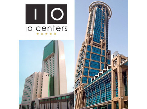 IO Centers -Fully Furnished and Serviced Offices-Kuwait City - Χώρος γραφείου