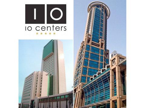 مراكز آيو مكاتب مؤثثة و مجهزة بكافة الخدمات - Office Space