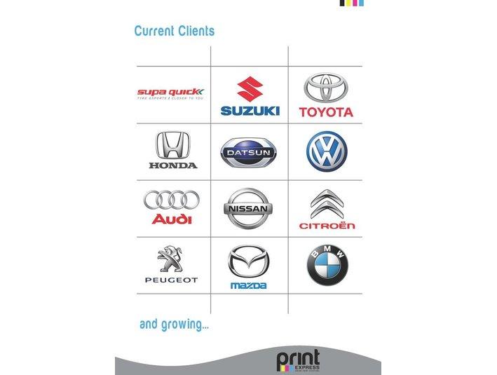 PRINT EXPRESS ONLINE - Print Services