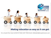 Wrap It Movers (6) - Services de relocation
