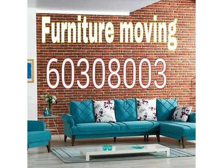Furniture moving & packing in kuwait 50833237 Professional M - Pet services