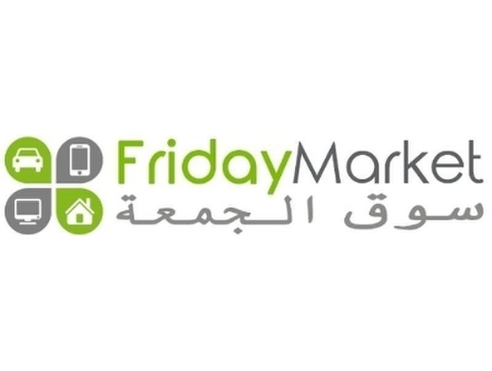 Friday Market - Secondhand & Antique Shops