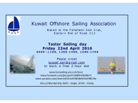 Kuwait Offshore Sailing Association (KOSA) (8) - Yachts & Sailing