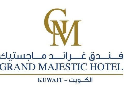 Grand Majestic Hotel Kuwait - Hotels & Hostels