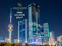 Grand Majestic Hotel Kuwait (1) - Hotels & Hostels