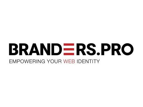 Branders Pro - Webdesign