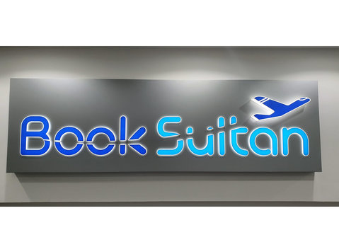 Book Sultan - Travel Agencies