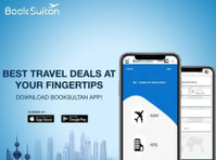 Book Sultan (2) - Travel Agencies