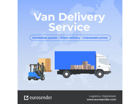 Eurosender (1) - Removals & Transport