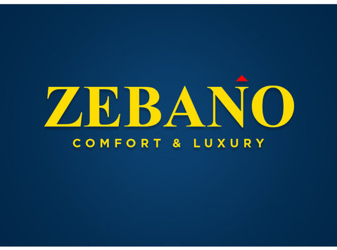 zebano garden umbrella - Furniture