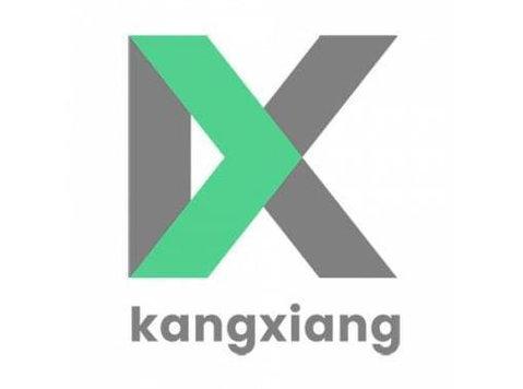 Kang Xiang - Webdesign