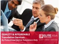Elite Translations (M) Sdn Bhd (2) - Translations