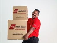 AGS Four Winds Malaisie (1) - Déménagement & Transport