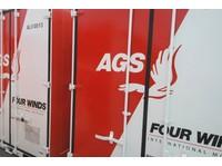 AGS Four Winds Malaisie (5) - Déménagement & Transport