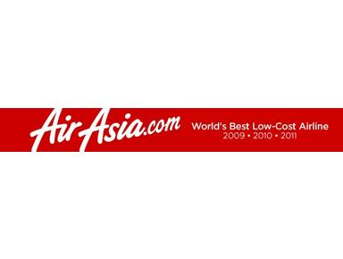 Air Asia - Flights, Airlines & Airports