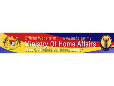 Ministry of Home Affairs - Business & Networking