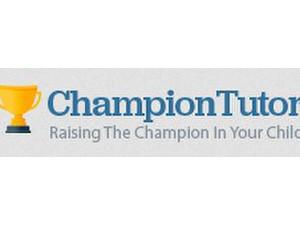 Championtutor Malaysia - Tutors