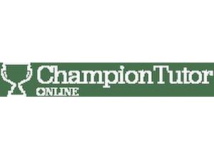 Championtutor Online Malaysia - Tutors