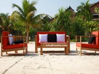 Teakia Bukit jelutong (5) - Furniture