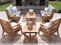 Teakia Bukit jelutong (8) - Furniture