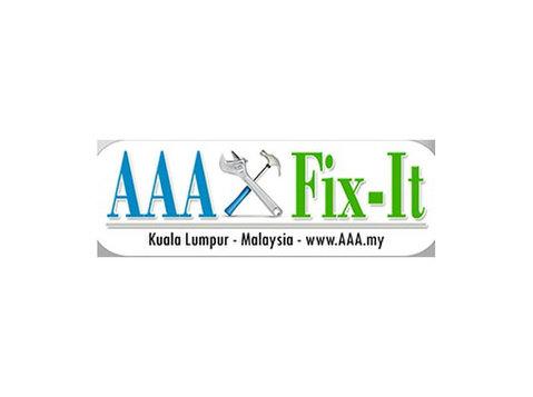 aaa fix-it Sdn Bhd - Plumbers & Heating