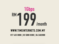Time internet   100mbps Only Rm99 Easy and Fast Approval (4) - Internet providers