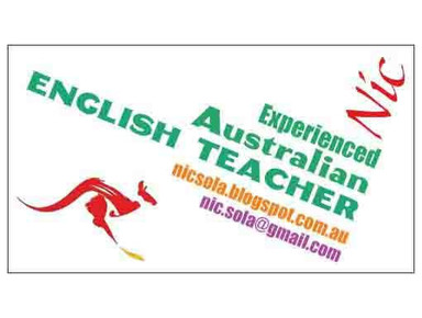 Nic S, English Teacher - Private Teachers