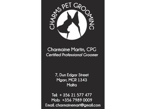 Charms Pet Grooming Salon, Mgarr Malta - Huisdieren diensten