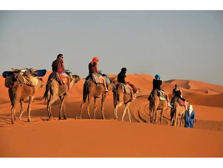 Tours Desierto Marruecos - Agencias de viajes