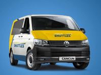 Cancun Shuttles (1) - Travel Agencies
