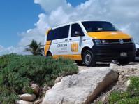 Cancun Shuttles (2) - Travel Agencies