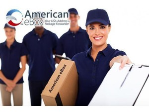 AMERICAN EBOX - USA ADDRESS & COURIER SERVICE - Postal services