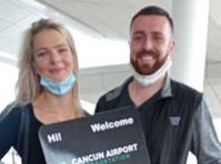 Cancun Airport Transportation (2) - Taxi Companies