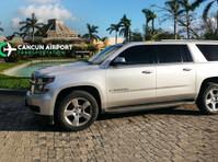 Cancun Airport Transportation (3) - Taxi Companies